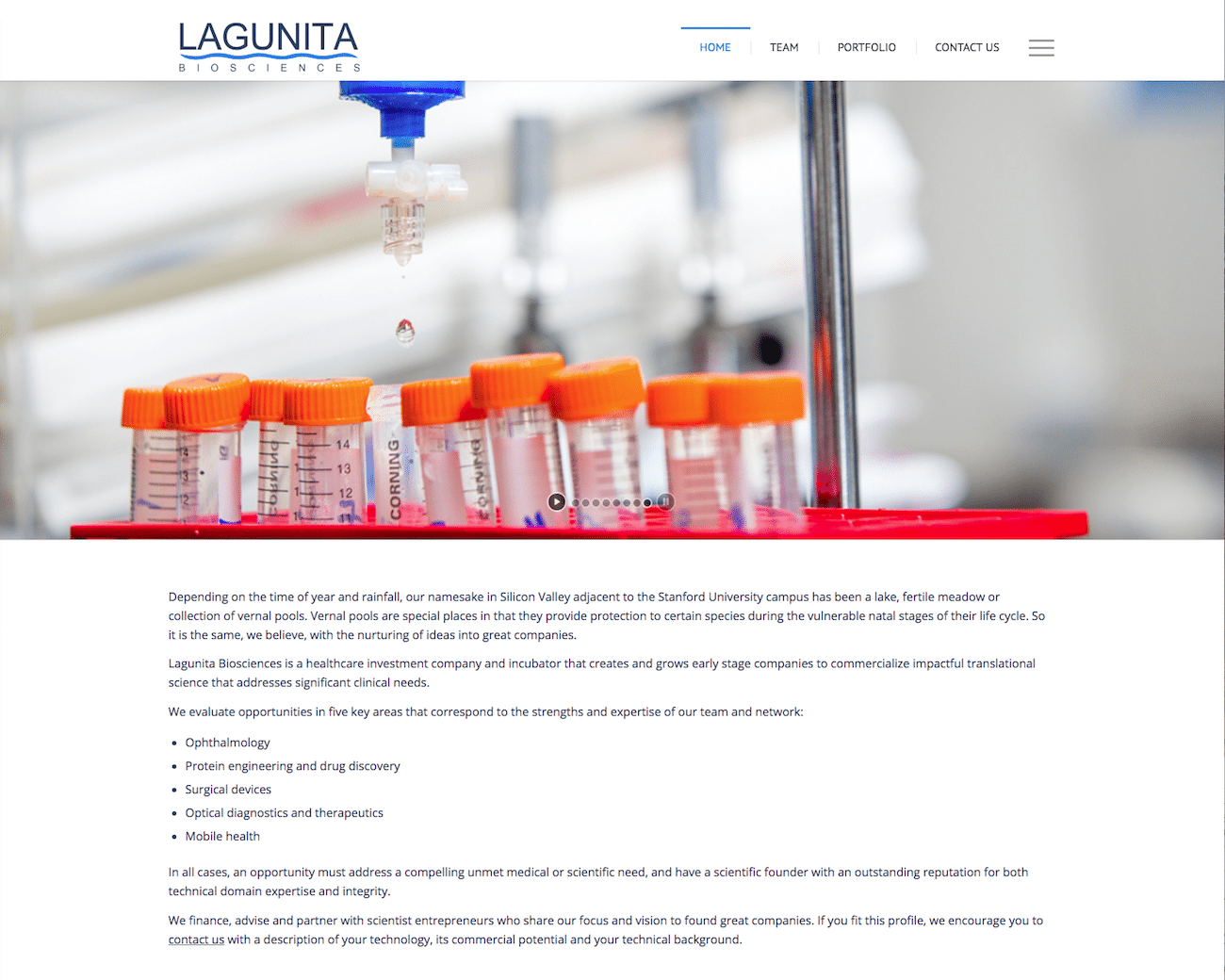 Lagunita Biosciences