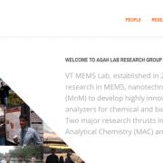 Agah Lab - VT MEMS