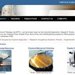 Rice University Higgs Lab Website