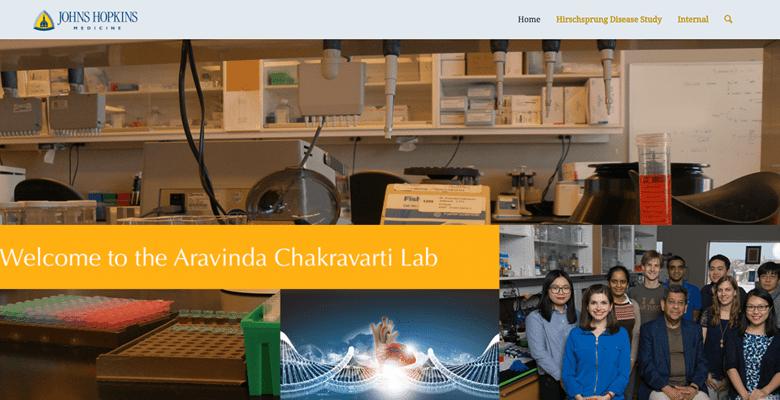 Aravinda Chakravarti Lab