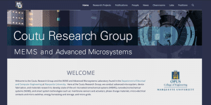 The Coutu Research Group has a new website!