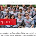 Life at Tepper
