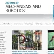 ASME Journal of Mechanisms and Robotics