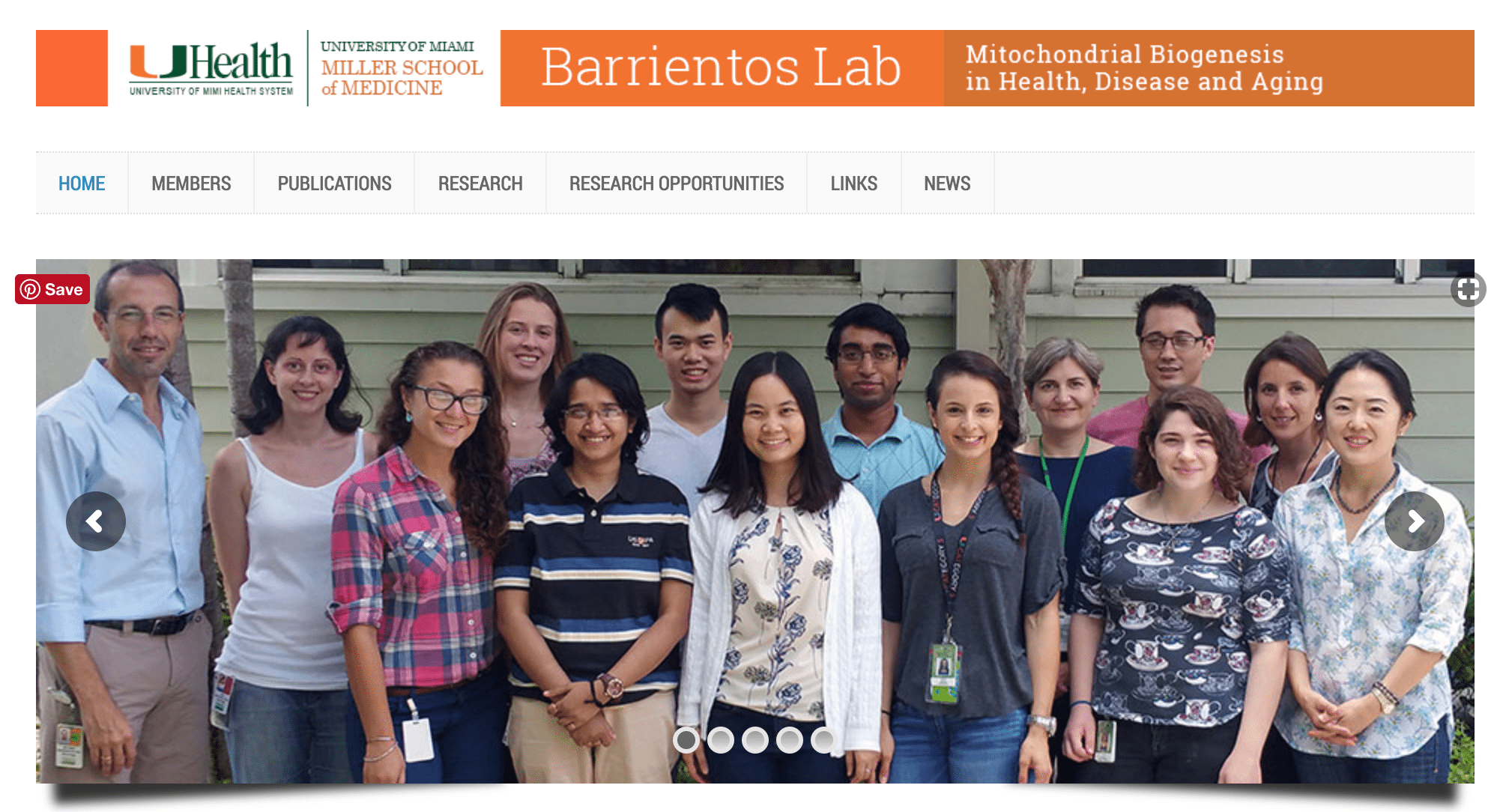 Barrientos Lab