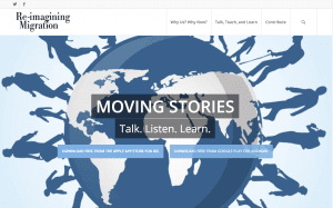 Re-imagining Migration Introduces Moving Stories