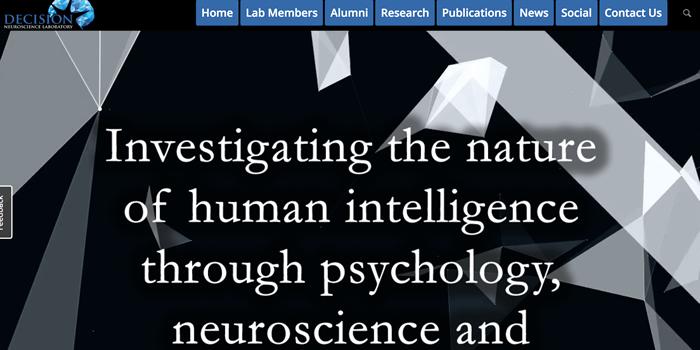 Aron Barbey, Decision Neuroscience Lab