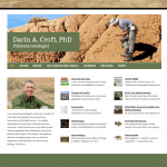 Daren Croft website