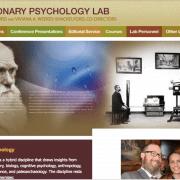 Evolutionary psychology lab