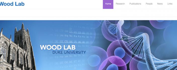 Wood Lab at Duke