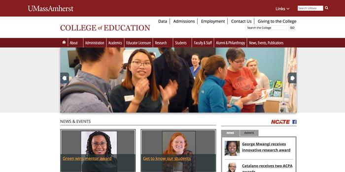 UMass Amherst College of Education