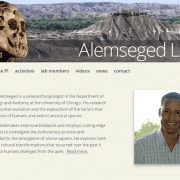 Alemseged Lab