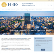 HBES home page