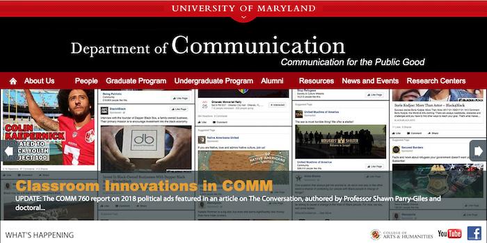 umd-communications