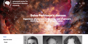 Advanced Center for Parkinson's Research has a new website!