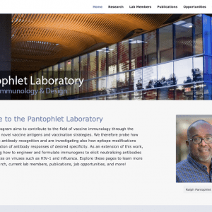 Pantophlet Laboratory - Home page