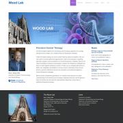 The Wood Lab at Duke University