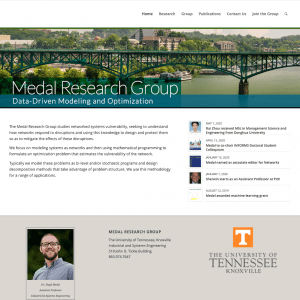 Medal Research Group