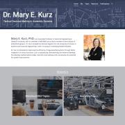 Dr. Mary E Kurz