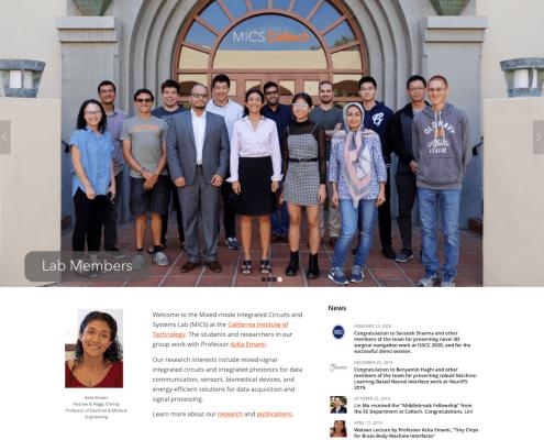 Caltech MICS