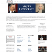 Voices of Democracy (VOD)