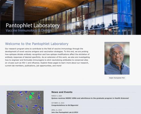 Pantophlet Laboratory