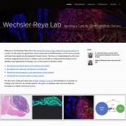 Wechsler-Reya lab at the Sanford Burnham Prebys Medical Discovery Institute